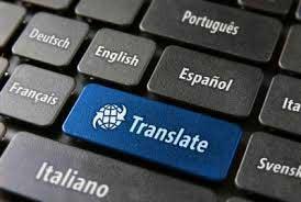 """Tasto """"Translate"""""""